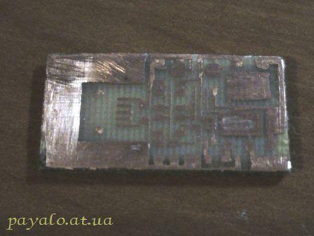Миниатюрная USB зарядка для Li-ion аккумуляторов.